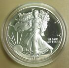 1987 S American Silver Eagle 1oz Proof Coin