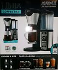 Ninja Coffee Machine Maker Bar Brewer with Auto iQ Black / Silver CF080 - NEW!!!