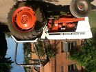 david brown 955 tractor with power steering compact