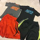 Nike Dri Fit Boys Size Small Lot Of Shirts  Shorts 6 8 years Sporty Trendy