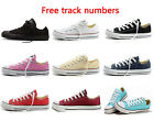 HOT2017 New Women Lady ALL STARs Chuck Taylor Ox Low Top shoes Canvas Sneakers