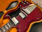1965 Gibson SG with 1964 Specs Vintage with Original Case No Reserve