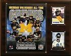 CICO 1215MICHGREAT NCAA Football 12x15 Michigan Wolverines All Time Greats Ph