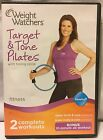 Weight Watchers Target Tone Pilates with Toning Circle workout exercise DVD core