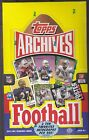 2013 Topps Archives Football NFL Factory Sealed Hobby Exclusive Box