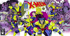 The Uncanny X Men 275 Marvel Jim Lee 1st Print 275th Issue Fold Out Cover