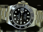 MEN'S ROLEX SUBMARINER DATE 116610 STAINLESS STEEL CERAMIC BEZEL 40MM DIVERS.