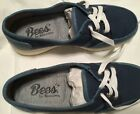 Womens Bees by Beacon Denim Sneakers New size 75N
