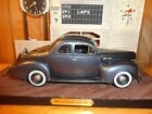 AMT '40 Ford Deluxe Coupe V8 Detailed Trim Clean Build 1:25 Built Model Diorama