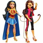 SDCC 2017 Mattel Exclusive DC Super Hero Girls WONDER WOMAN  CHEETAH 2 Pack NEW