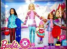 Barbie and Sisters Winter Fun Barbie Skipper Stacie and Chelsea New in Box