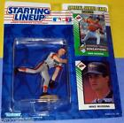 1993 MIKE MUSSINA Baltimore Orioles Rookie - low s/h - Starting Lineup