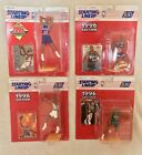 Starting Lineup Lot Detroit Pistons Grant Hill 1995 Rookie 1996 Extended NBA SL
