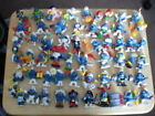 Lot of 57 Smurfs figures from the 70's 80's   Vintage