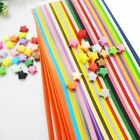 Axe Sickle 1080 Sided Origami Stars Paper Folding Strips 27 Colors