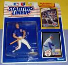 1990 RYNE SANDBERG Chicago Cubs  - low s/h- Starting Lineup Kenner + 1982 card