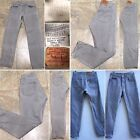 VIntage Levis 501 0657 Button Fly 501 Jeans Gray W29 L30 Made In USA