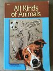 ABeka 2nd Grade Reader All Kinds Of Animals  Great for Homeschooling