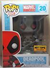 Funko Pop Deadpool X-Force # 20 Hot Topic Exclusive Vinyl Figure Slightly Damage