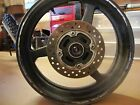 Honda CBR 600RR Rear Rim with Sprocket and Brake Disc