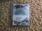 KYLE SEAGER 2011 BOWMAN STERLING REFRACTOR AUTO AUTOGRAPH #9 139 199