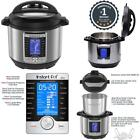 Instant Pot Ultra 6 Qt 10-In-1 Multi- Use Programmable Pressure Cooker, Slow Coo
