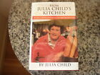 From Julia Childs Kitchen by Julia Child Signed first edition in dust jacket