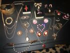 Antique to Vintage Stunning Old Estate Jewelry Lot Elegant Classy Unique