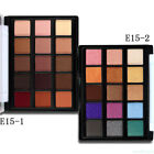 15 Colours Make Up Cosmetics Shimmer Matte Eye Shadow Palette Pro Eyeshadow FT78