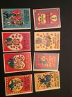 1959 topps funny valentines complete set!!!! Unique and very rare!!!