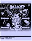 Galaxy Stern Pinball Game FULL Service Repair Operations Manual Guide         Ub