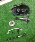 1981 1982 1983  HONDA EXPRESS SR NX50 SCOOTER REAR WHEEL GEAR CASE  PARTS