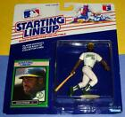 1989 DAVE PARKER Oakland Athletics A's Starting Lineup