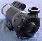 2 hp 1 Speed 2 Spa Pump 230 115V New Waterway Hi Flo
