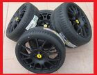 NEW 19 FERRARI 360 MODENA STRADALE CHALLENGE WHEELS BRIDGESTONE TIRES F430 RIMS