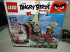 NEW Lego Angry Birds Piggy Pirate Ship FREE SHIPPING! 75825 Some box wear!