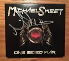 Michael Sweet - One Sided War (Autographed by Michael Sweet) Slipcase