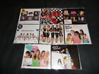 JOB LOT: Girls Aloudx8 CD singles pack inc. Biology, Jump, Love Machine