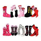 TeeHee Valentines Day Love Womens Crew Socks 5 Pack I Love You