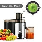 Juicer Machine Electric Fruit Vegetable Extractor High Speed Power Appliance