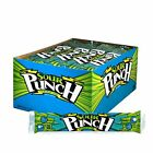 Sour Punch Blue Raspberry Chewy Straws 2 Oz Trays Pack of 24