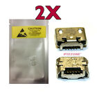 2 x New Micro USB Charging Sync Port LG EnV2 EnV3 Cosmos Rhythm Optimus V USA