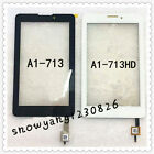 Touch screen Glass Digitizer Replace  For Acer Iconia Tab 7 A1-713 A1-713HD 7