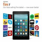New Sealed amazon fire 7 Tablet 7 034 with Alexa black blue yellow red 8 16gb