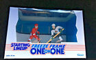 1997 Jeremy Roenick vs Steve Yzerman Starting Lineup Freeze Frame One on One