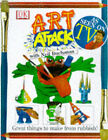 """VERY GOOD"" Buchanan, Neil, Art Attack, Book"
