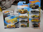 Hot Wheels MOONEYES Custom lot of 8 2prosyocks 2 chargers vw van kool kombi