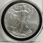2016 American Eagle 1 Oz 999 Fine Silver One Dollar Coin IN AIRTITE