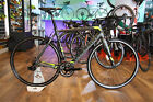 Colnago AC R 105 52S Anthracite  Yellow Road Bike 801 OFF RRP