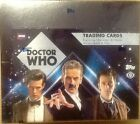 DOCTOR WHO Factory Sealed HOBBY Box Autos ? Topps 2015